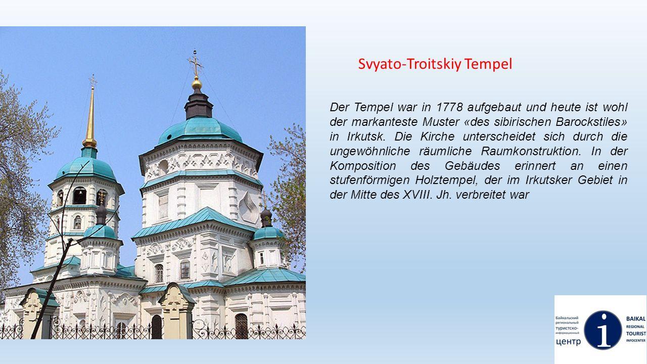 Svyato-Troitskiy Tempel