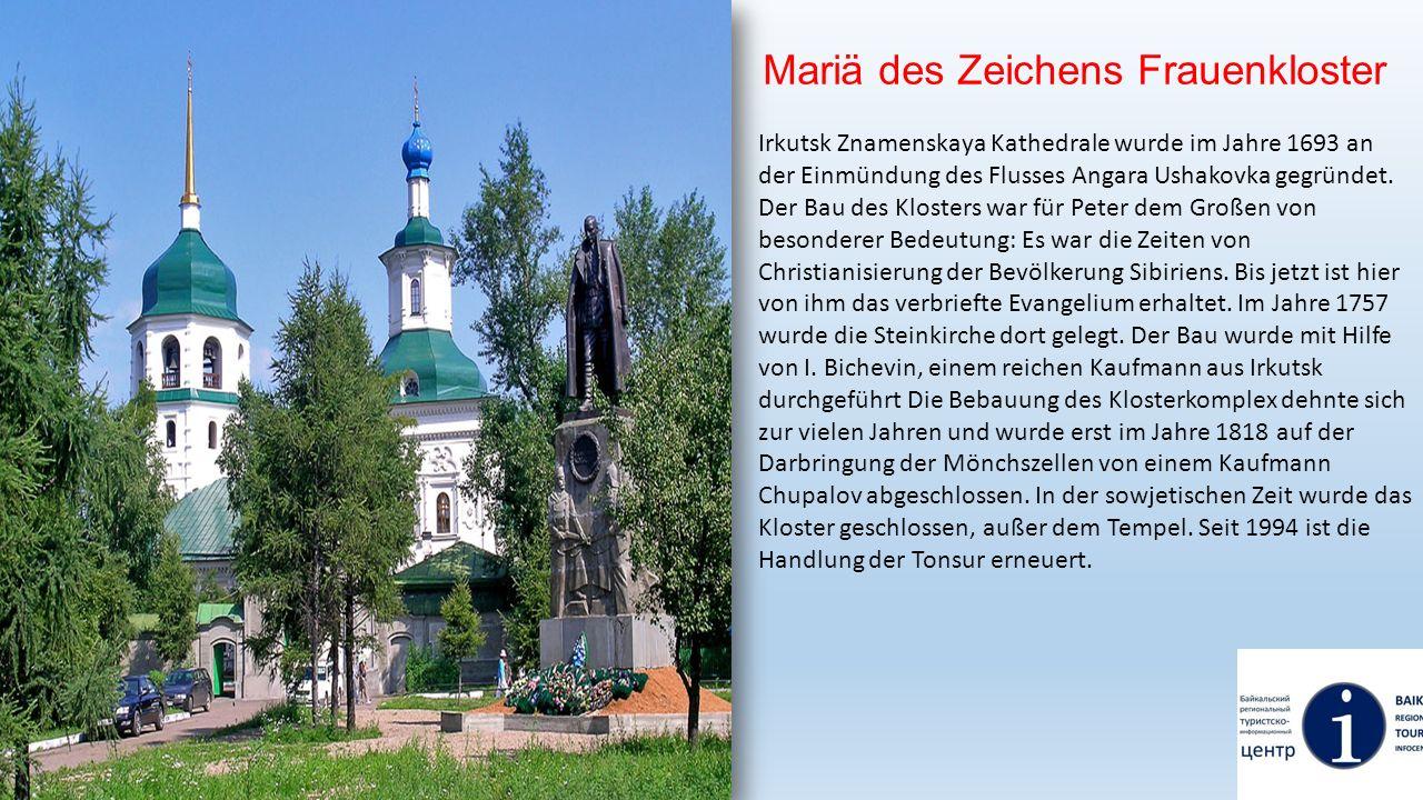 Mariä des Zeichens Frauenkloster