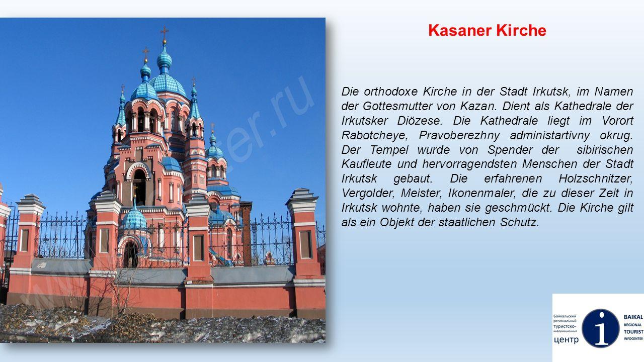 Kasaner Kirche