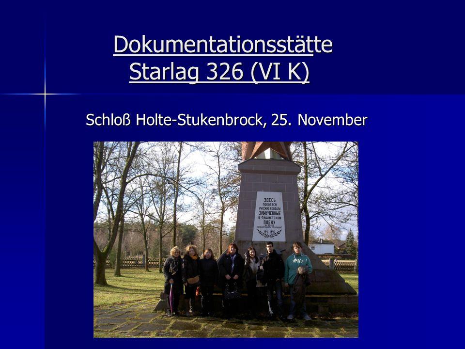 Dokumentationsstätte Starlag 326 (VI K)
