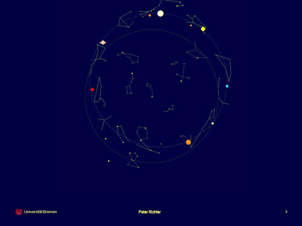Der Sternhimmel rotiert jetzt um den Polarstern, die Sonne startet und endet um Mitternacht. Sie befindet sich weit unter dem Äquator im Sternbild Skorpion. Nahe bei ihr sind Merkur und Venus. Ihr voran läuft in der Jungfrau Saturn und im Löwen Mars, beide als Morgensterne, während Venus als tief stehender Abendstern ihr folgt. Jupiter steht der Sonne im Widder gegenüber und dominiert den Nachthimmel. Uranus in den Fischen und Neptun im Steinbock sieht man mit bloßen Augen nicht, noch weniger Pluto im Schützen.