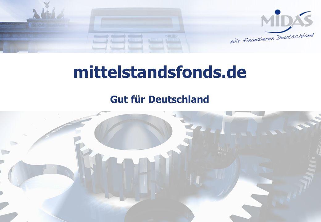 mittelstandsfonds.de Gut für Deutschland