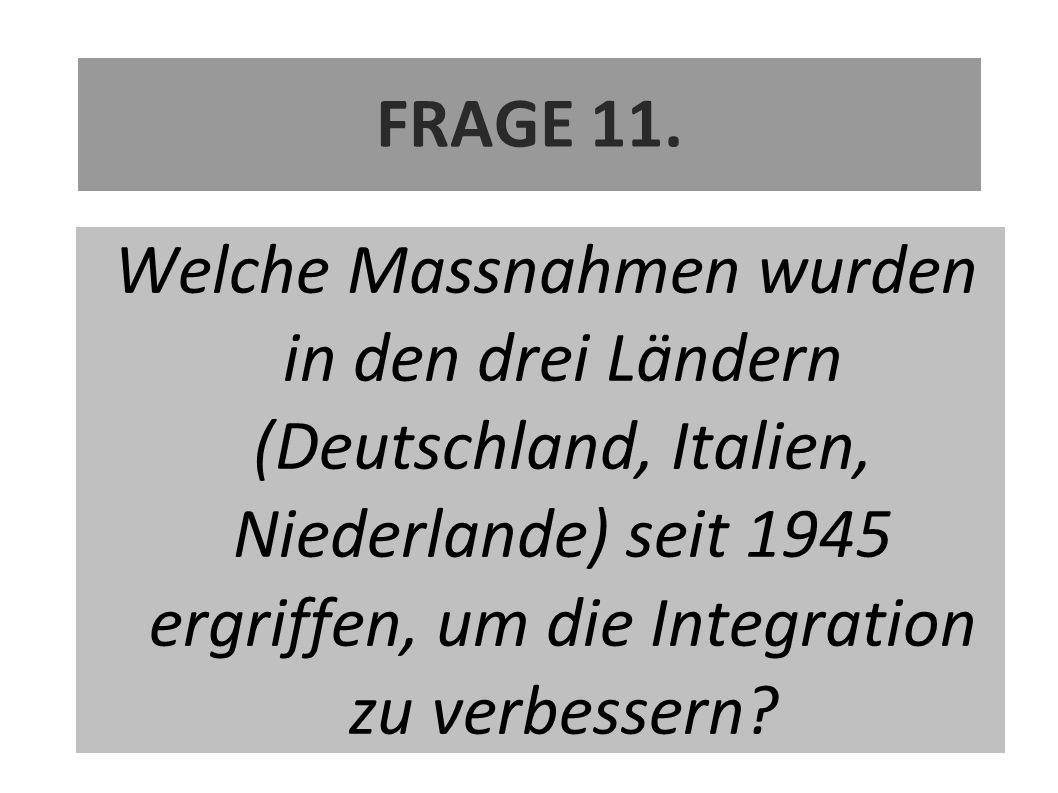 FRAGE 11.