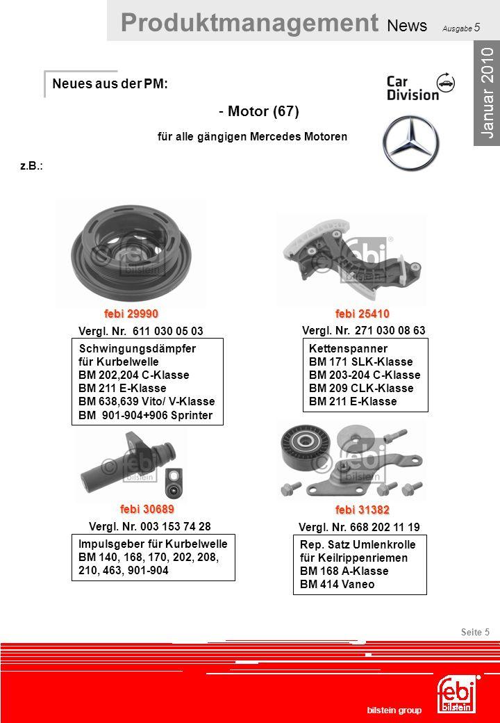 Januar 2010 Motor (67) Neues aus der PM: