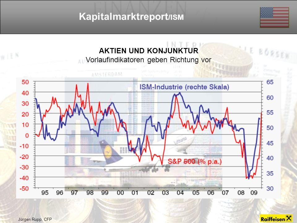 Kapitalmarktreport/ISM