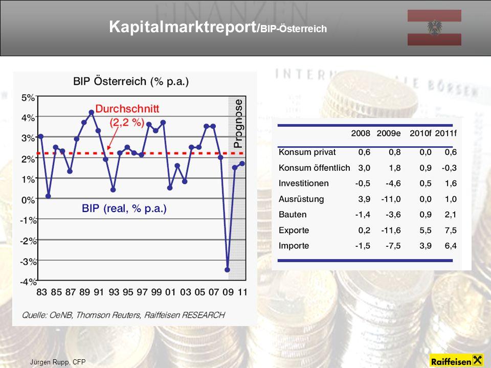 Kapitalmarktreport/BIP-Österreich