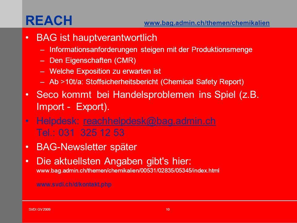 REACH www.bag.admin.ch/themen/chemikalien