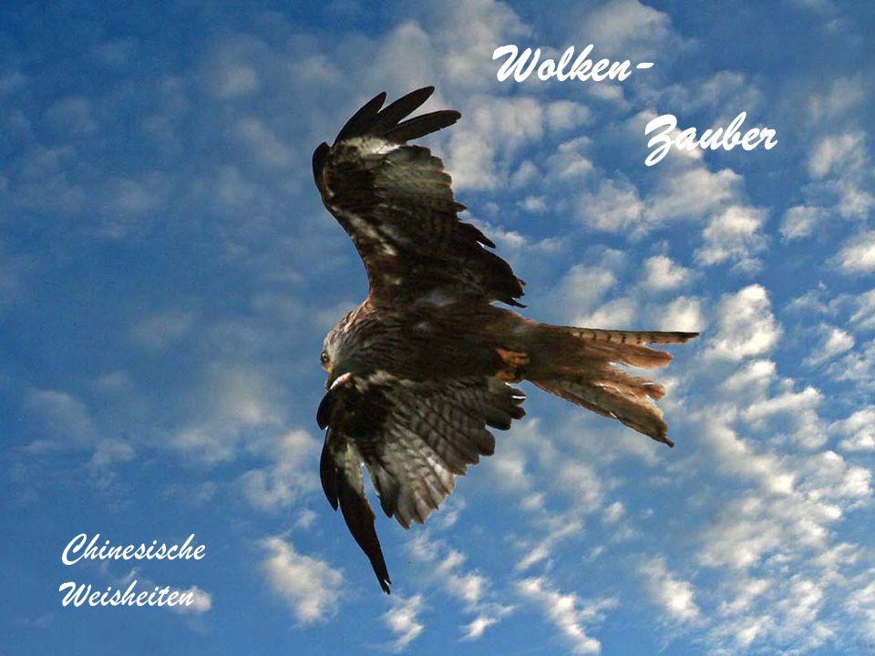Wolken- Zauber Chinesische Weisheiten