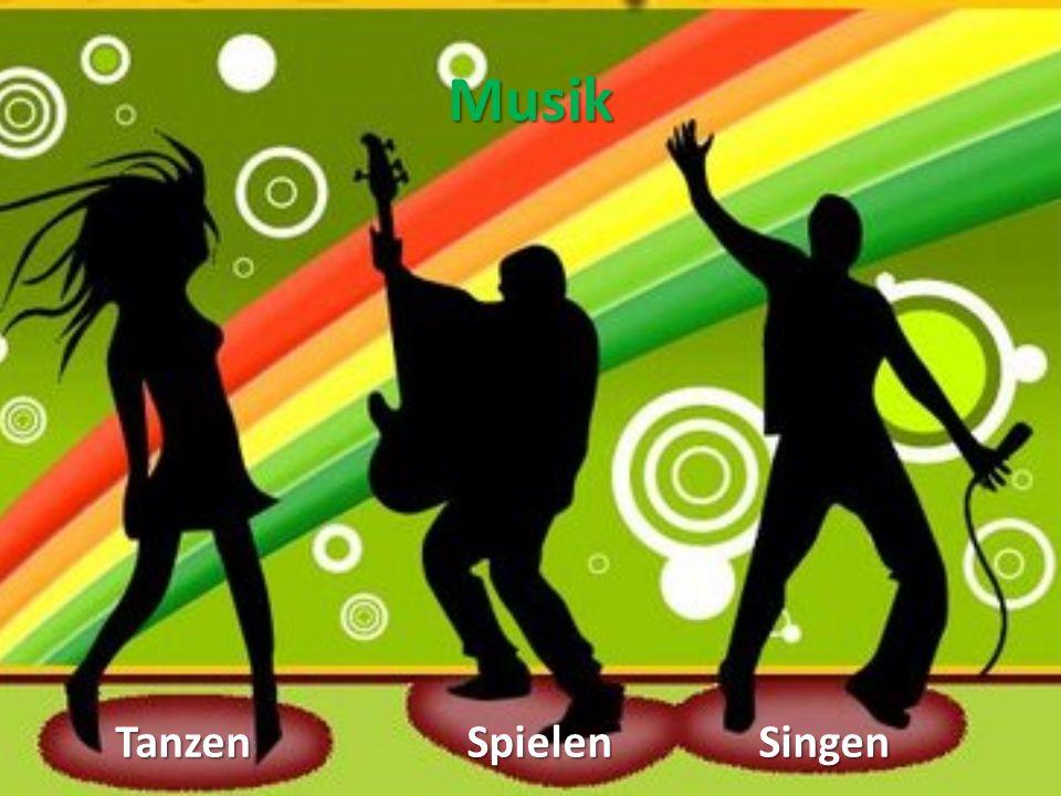 Musik Tanzen Spielen Singen