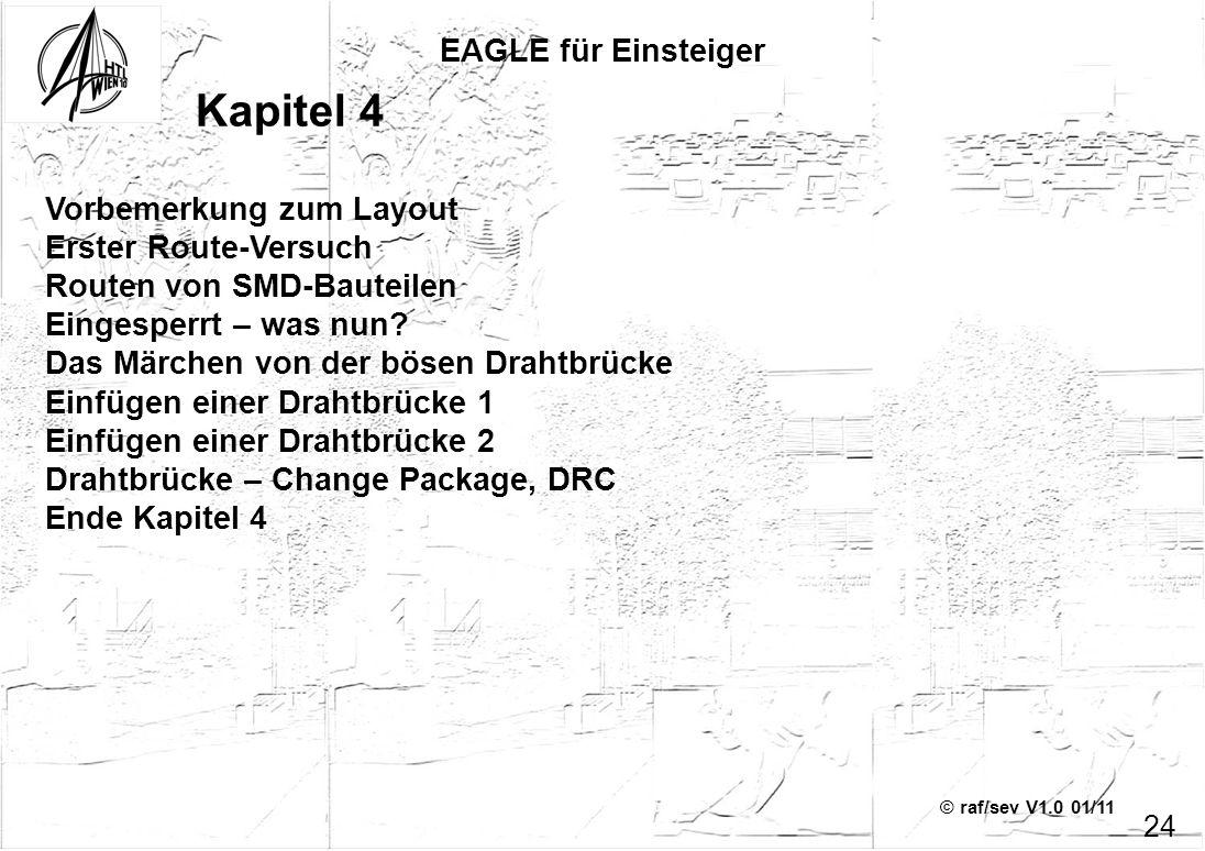 Kapitel 4 EAGLE für Einsteiger
