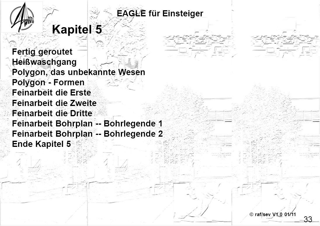 Kapitel 5 EAGLE für Einsteiger