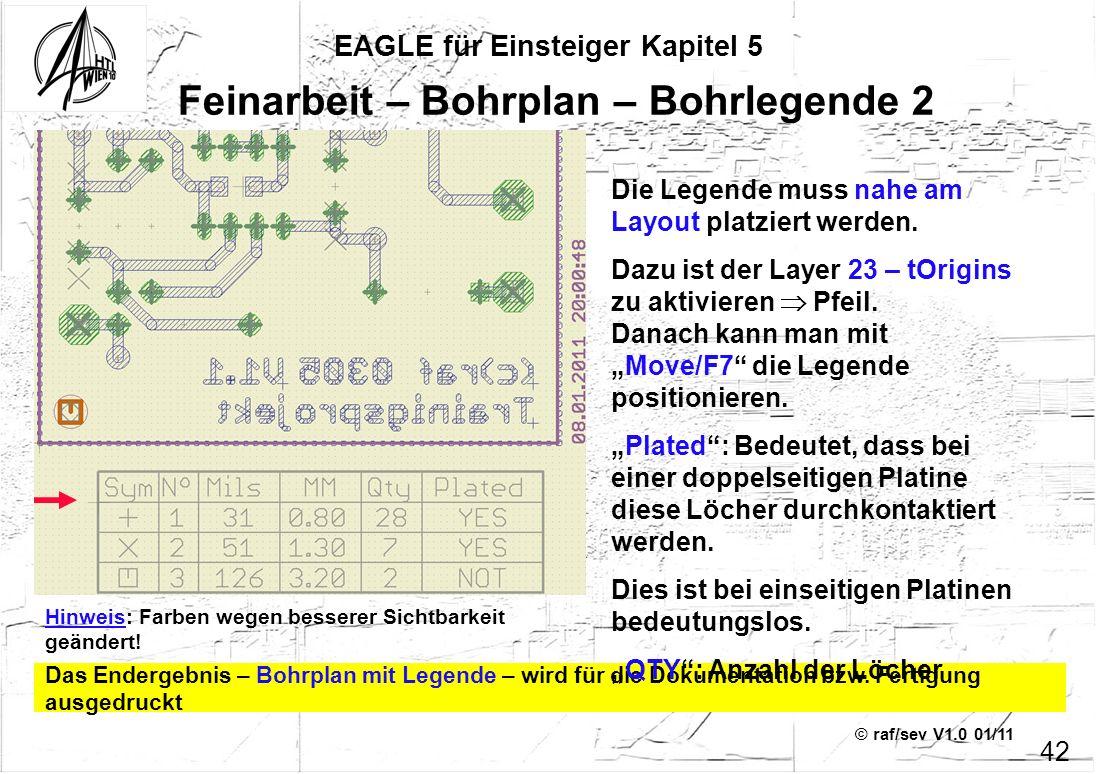 EAGLE für Einsteiger Kapitel 5