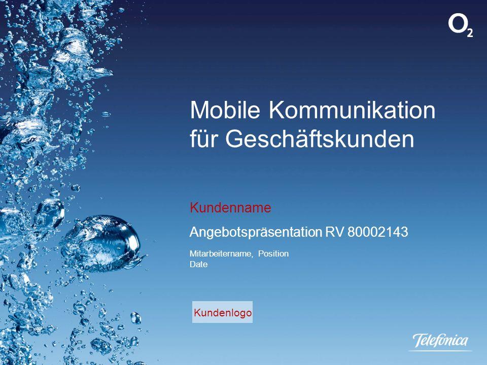 Mobile Kommunikation für Geschäftskunden