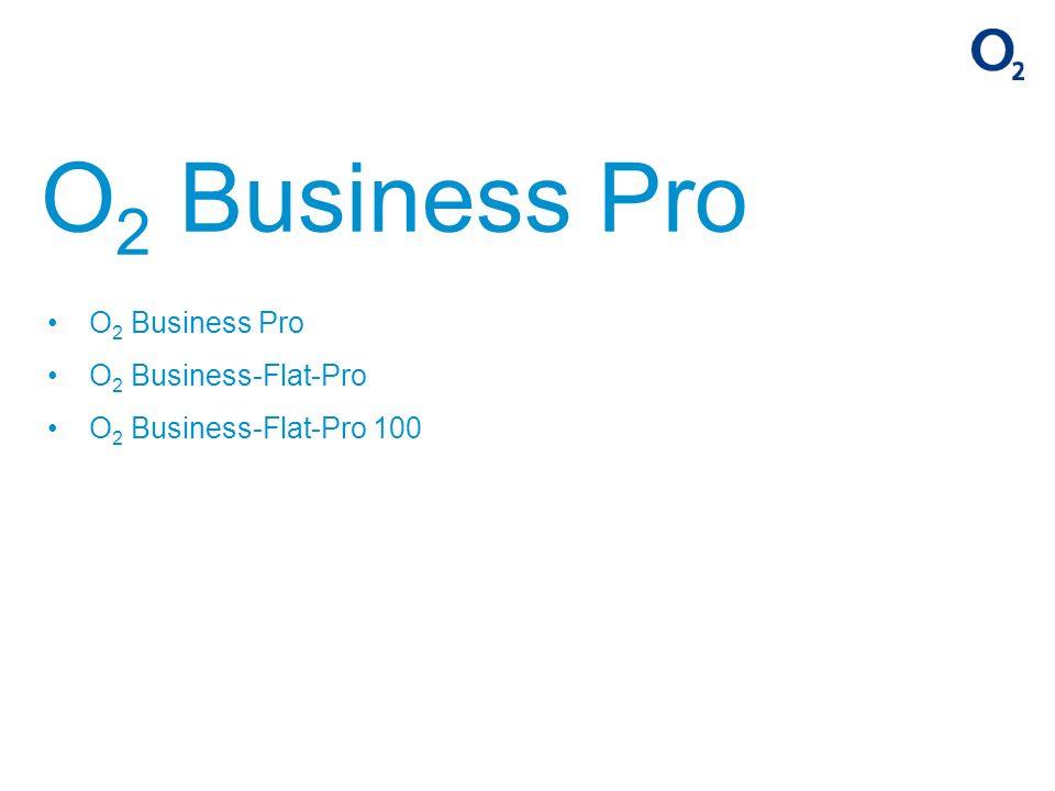 O2 Business Pro O2 Business Pro O2 Business-Flat-Pro