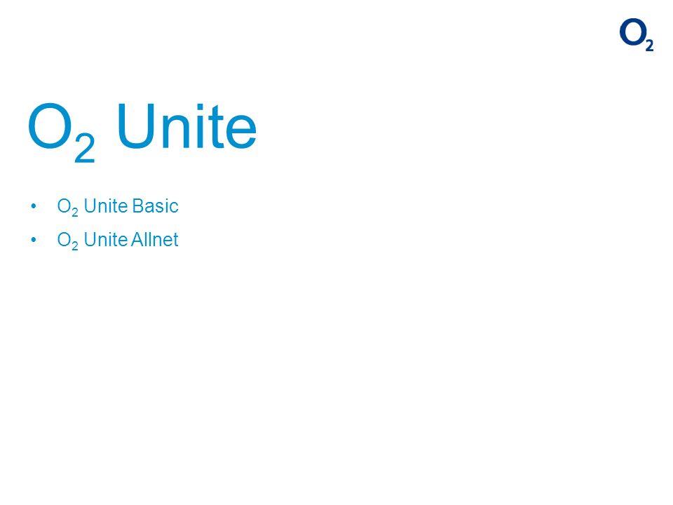 O2 Unite O2 Unite Basic O2 Unite Allnet
