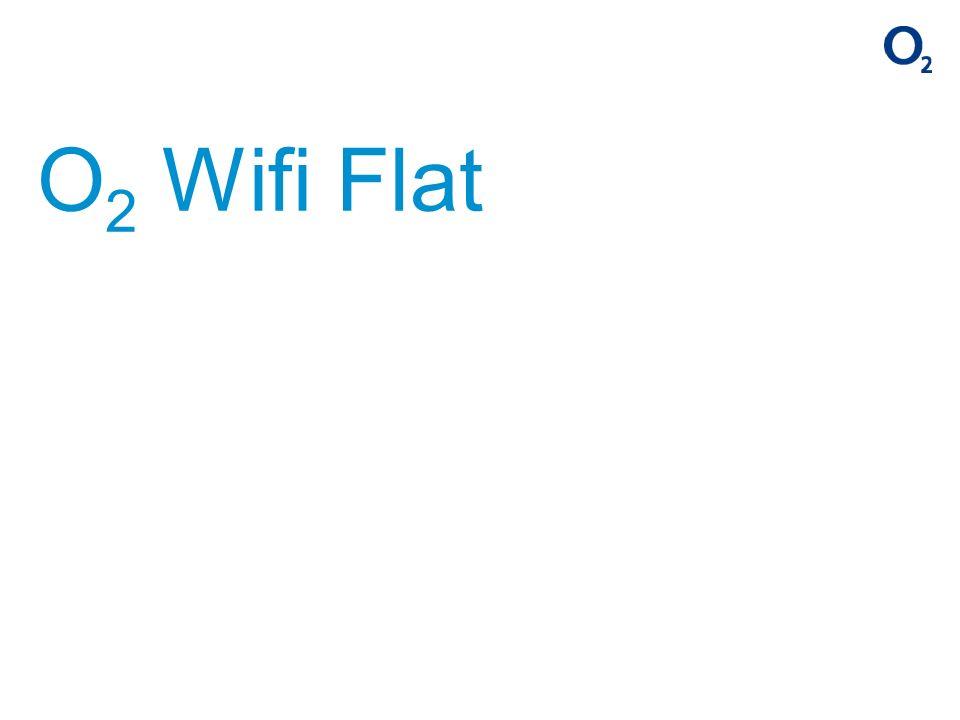 O2 Wifi Flat
