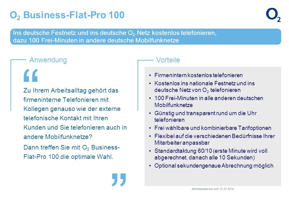 O2 Business-Flat-Pro 100
