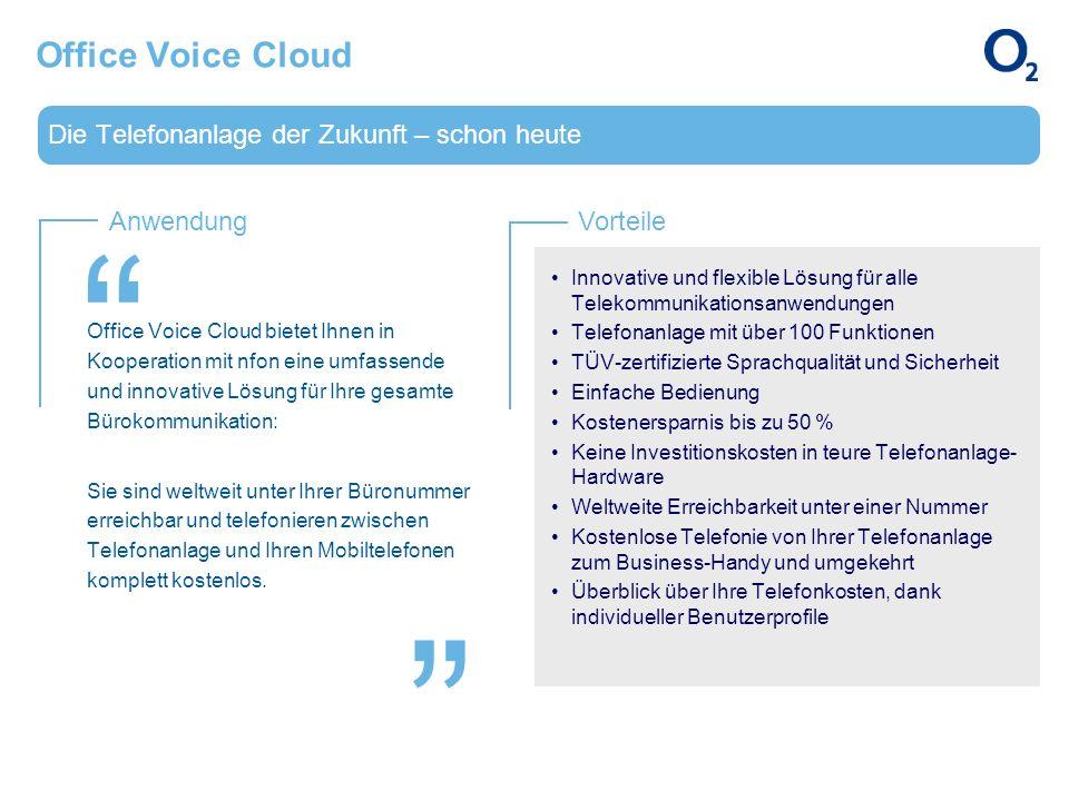 Office Voice Cloud Die Telefonanlage der Zukunft – schon heute