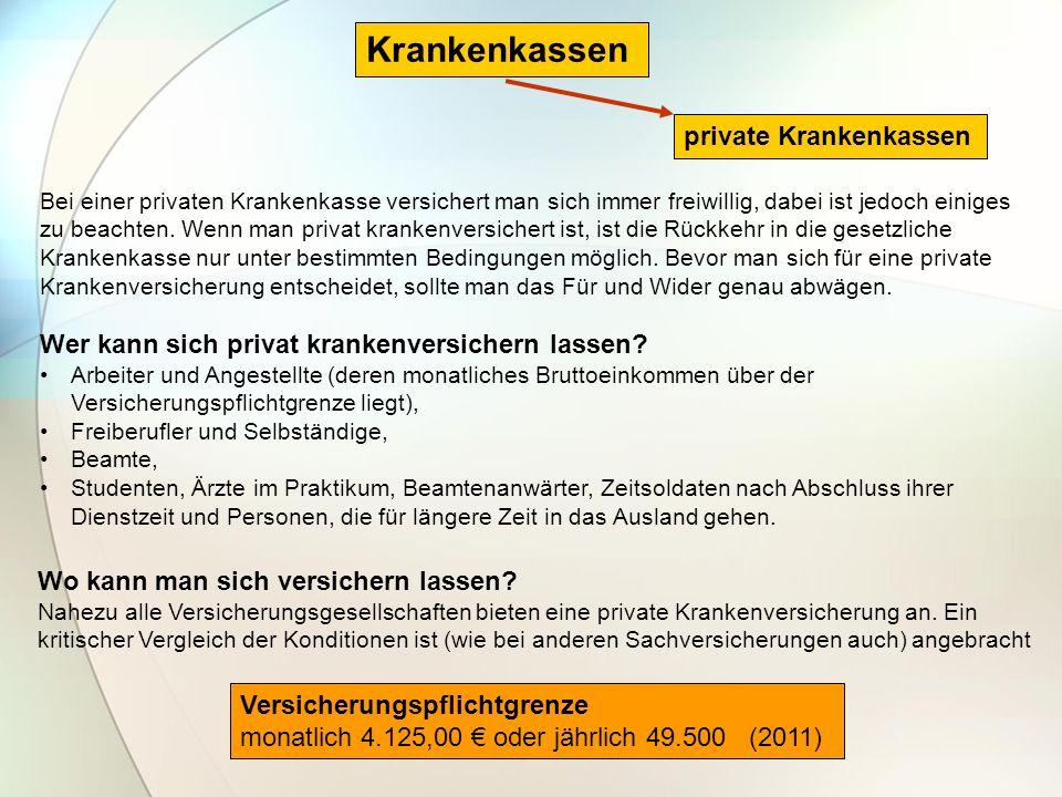 Freiwillige Gesetzliche Krankenversicherung Beitrag Berechnen : freiwillige krankenversicherung in der gesetzlichen krankenkasse kfz versicherung ~ Themetempest.com Abrechnung