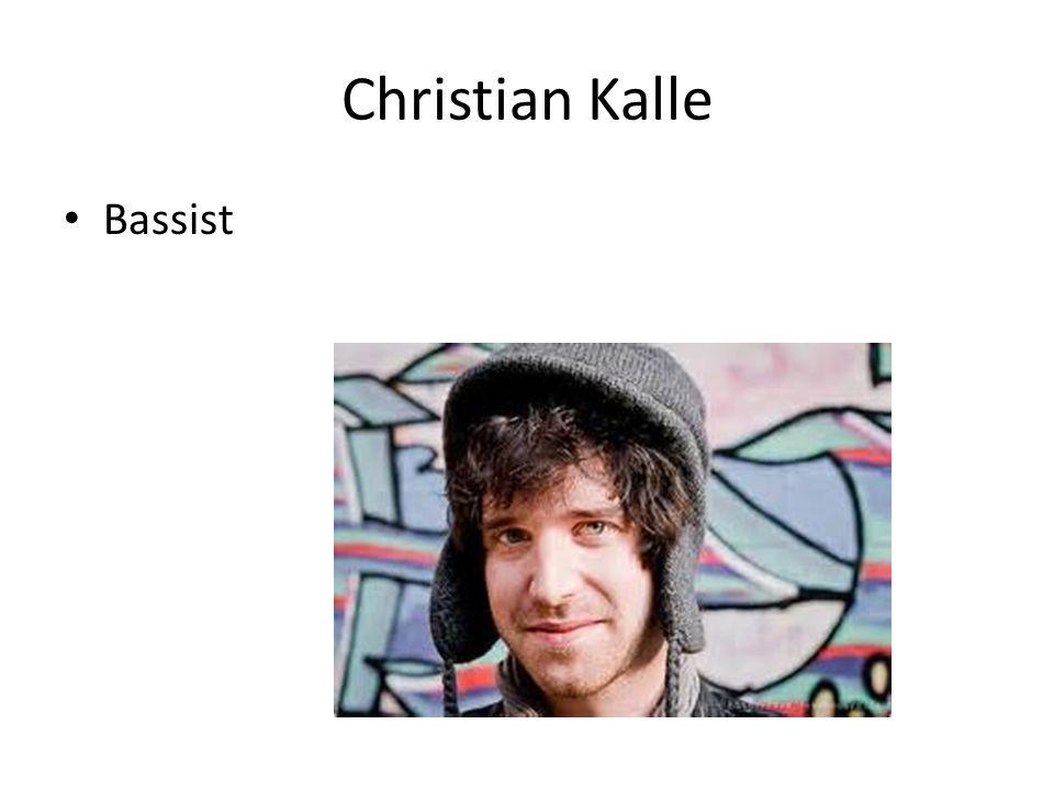 Christian Kalle Bassist