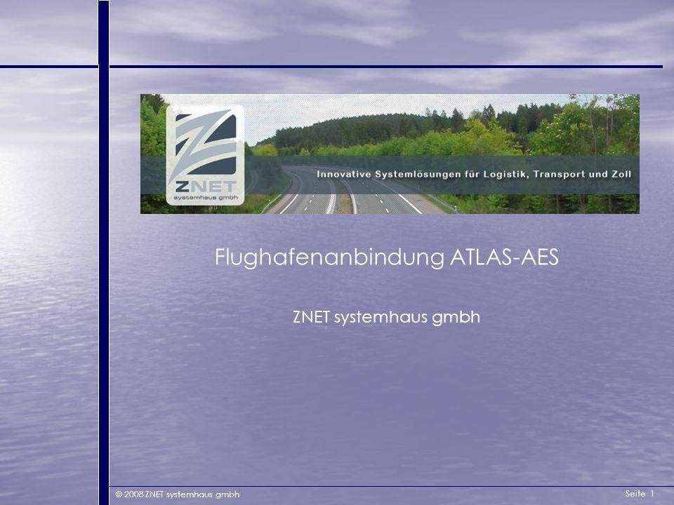 Flughafenanbindung ATLAS-AES