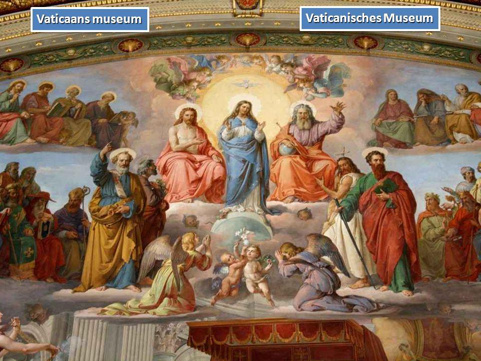 Vaticaans museum Vaticanisches Museum