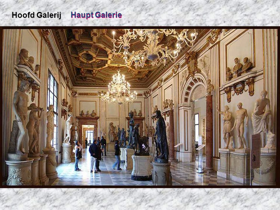 Hoofd Galerij Haupt Galerie