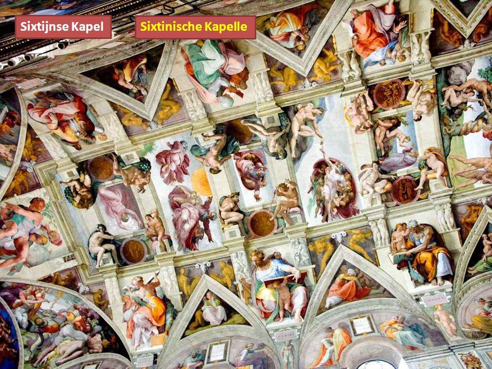 Sixtijnse Kapel Sixtinische Kapelle
