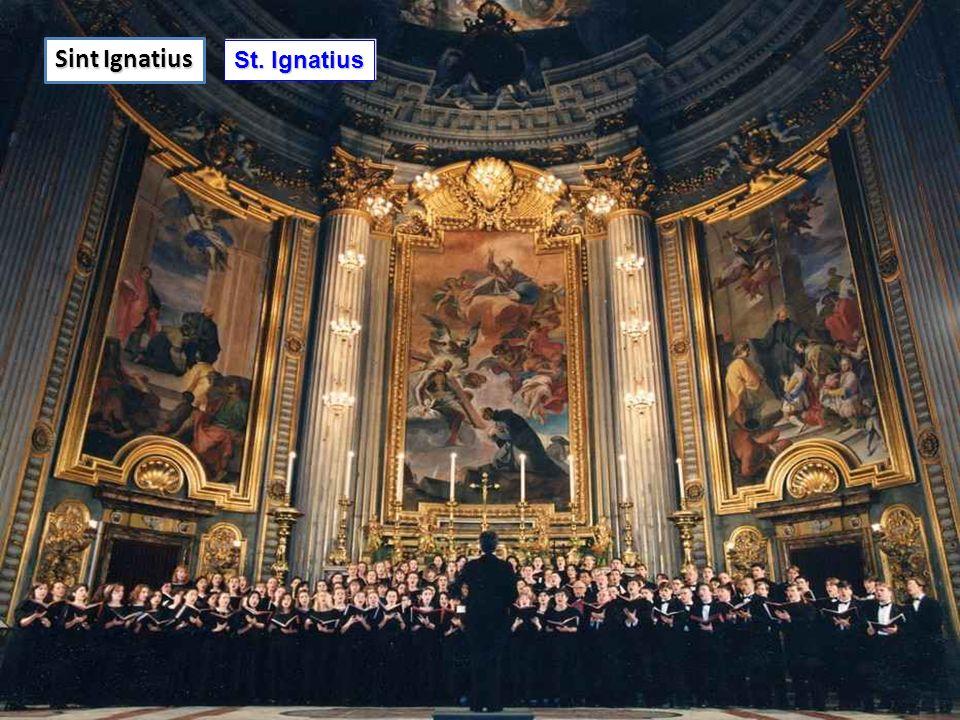 Sint Ignatius St. Ignatius