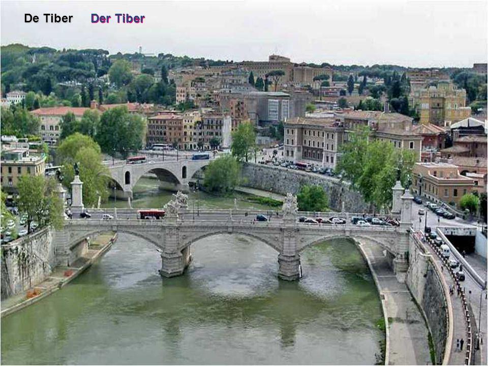 De Tiber Der Tiber Le Tibre