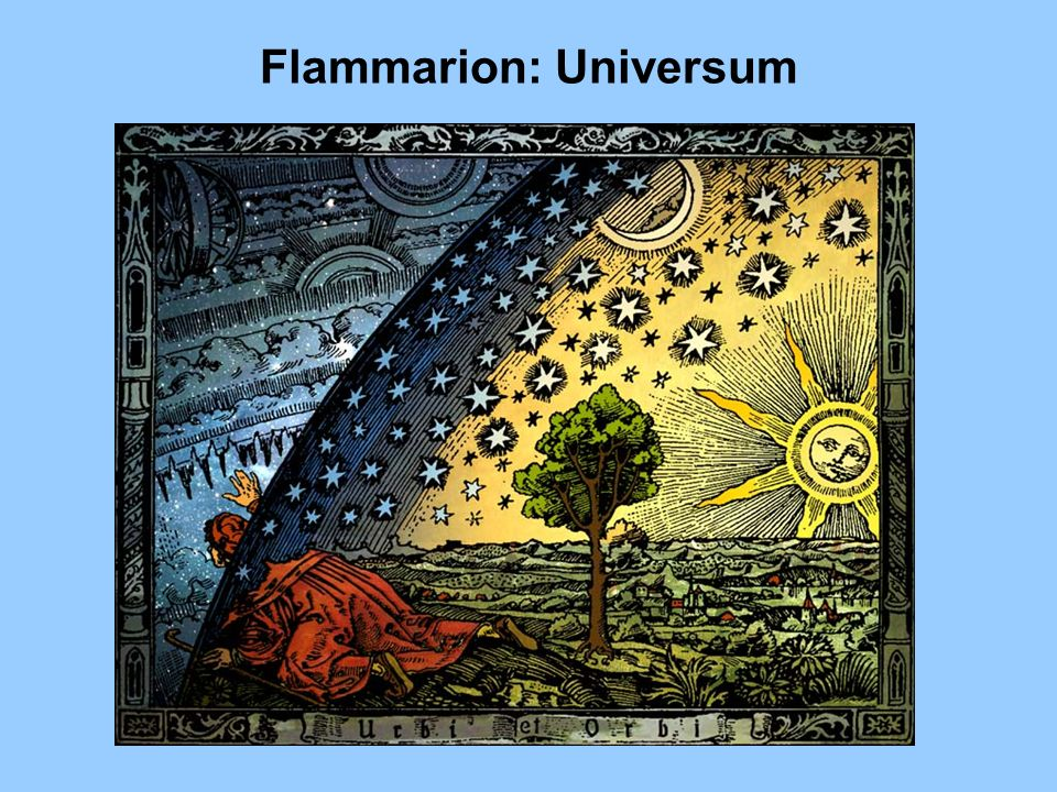 Flammarion: Universum