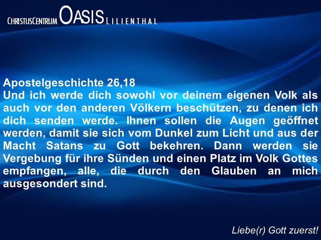 Apostelgeschichte 26,18