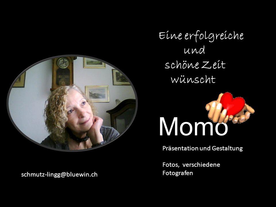 Momo Eine erfolgreiche und schöne Zeit wünscht