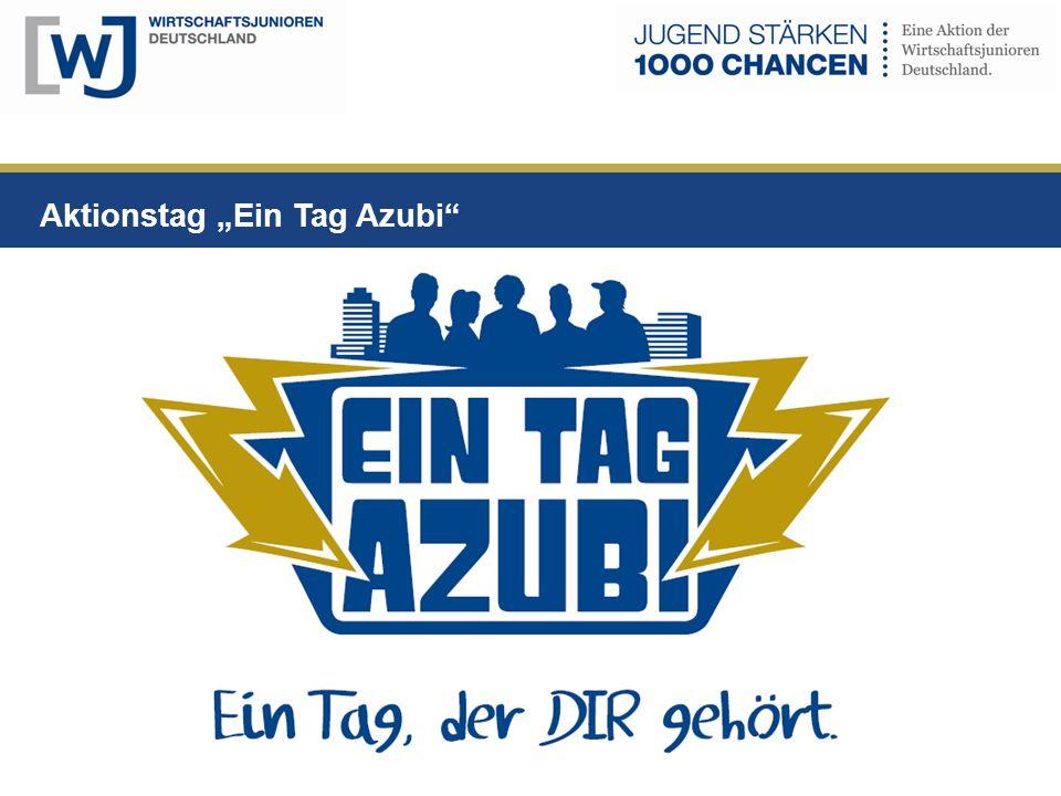 """Aktionstag """"Ein Tag Azubi"""