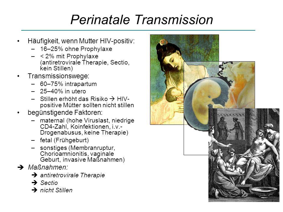 Perinatale Transmission