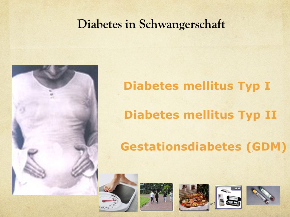 Diabetes in Schwangerschaft