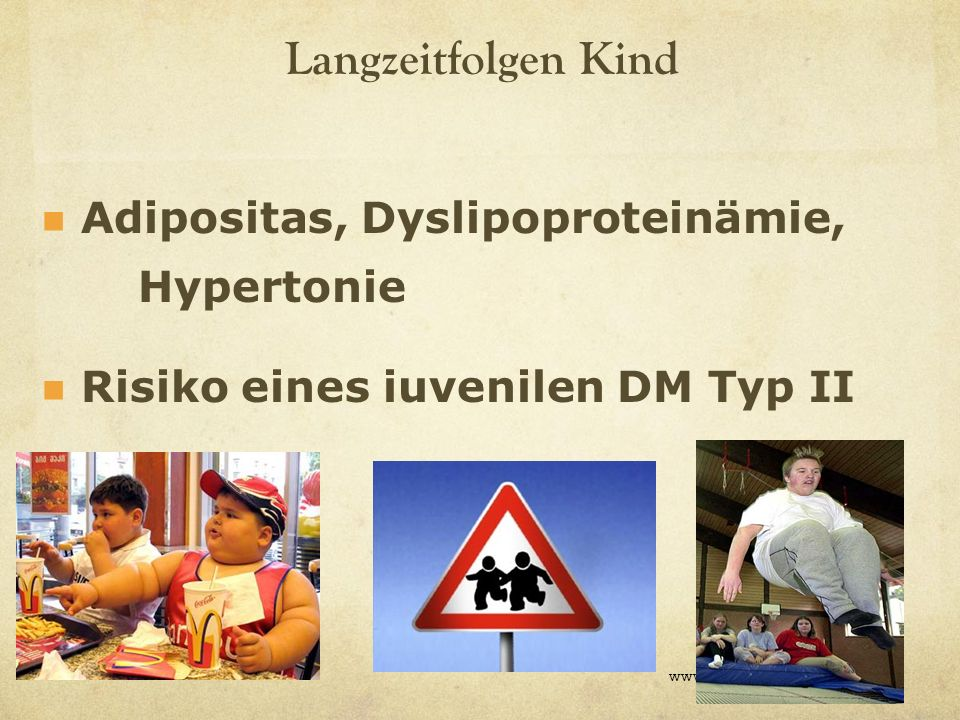 Langzeitfolgen Kind Adipositas, Dyslipoproteinämie, Hypertonie