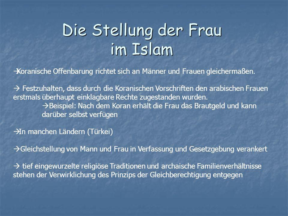 Schwestern kennenlernen islam