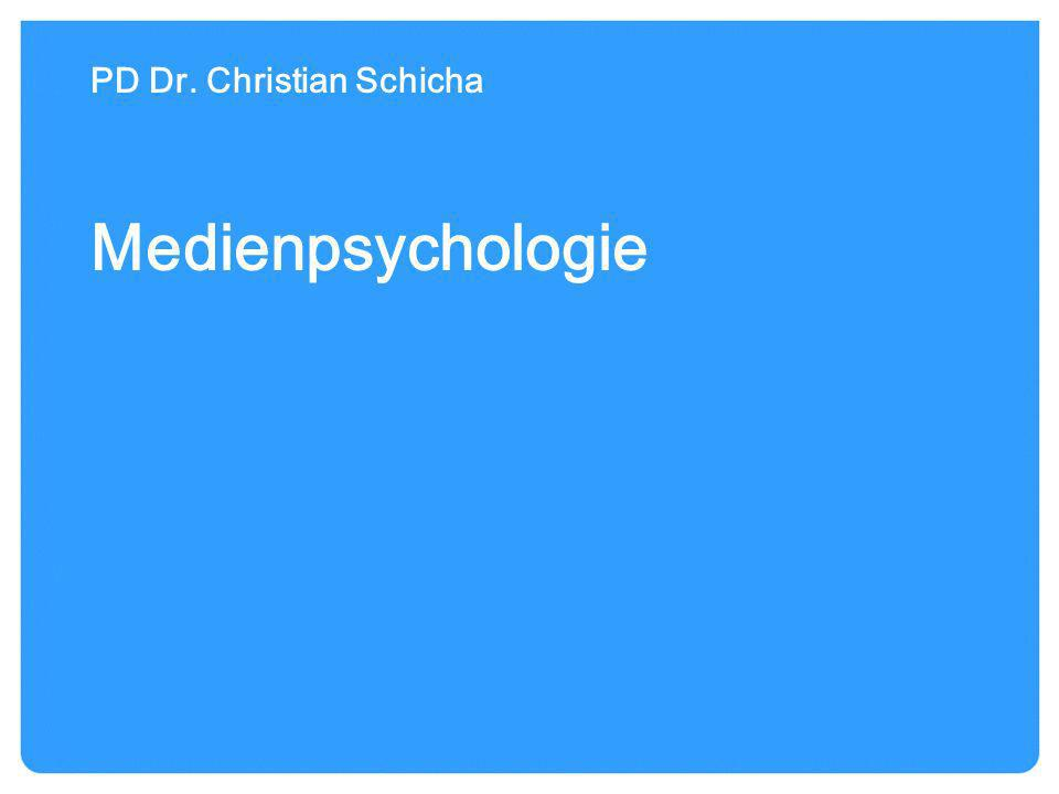 PD Dr. Christian Schicha