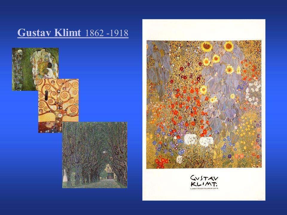 Gustav Klimt 1862 -1918