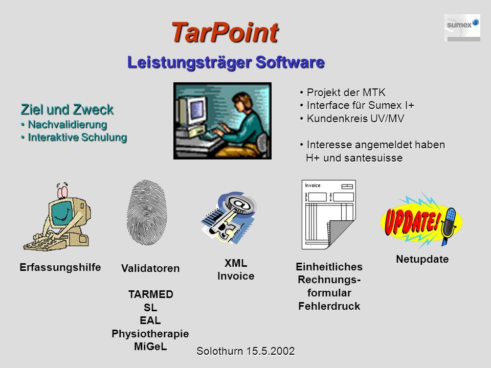 Leistungsträger Software