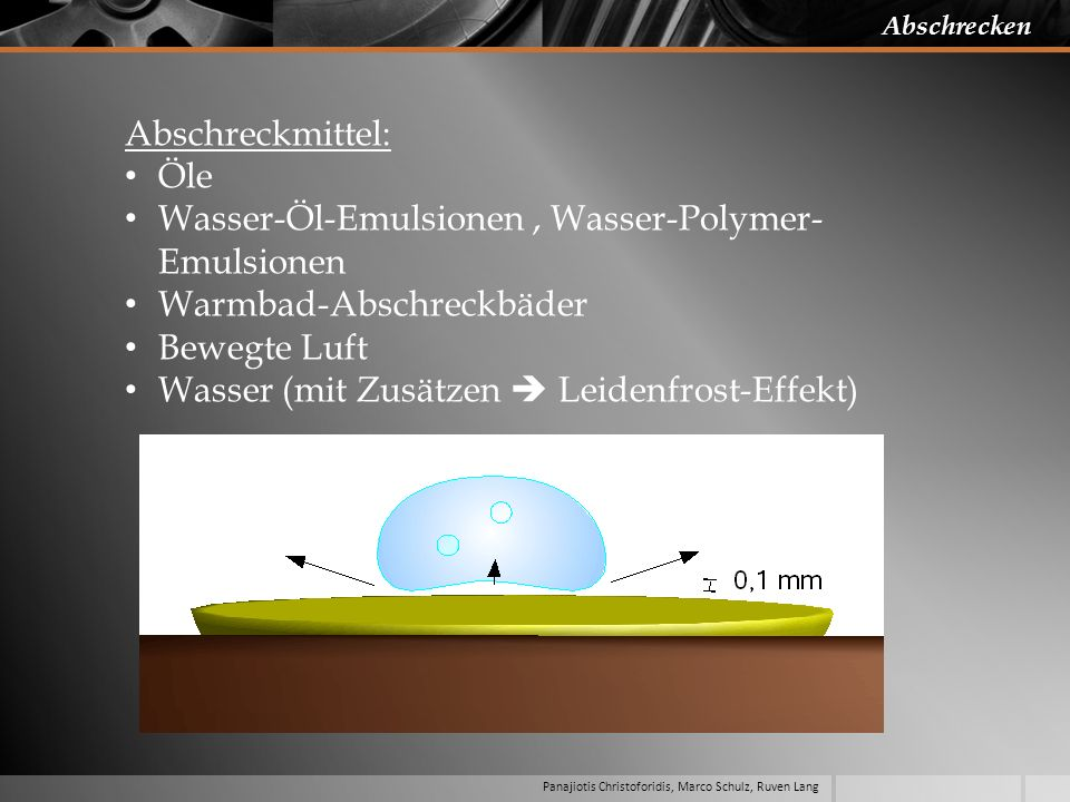 Wasser-Öl-Emulsionen , Wasser-Polymer-Emulsionen