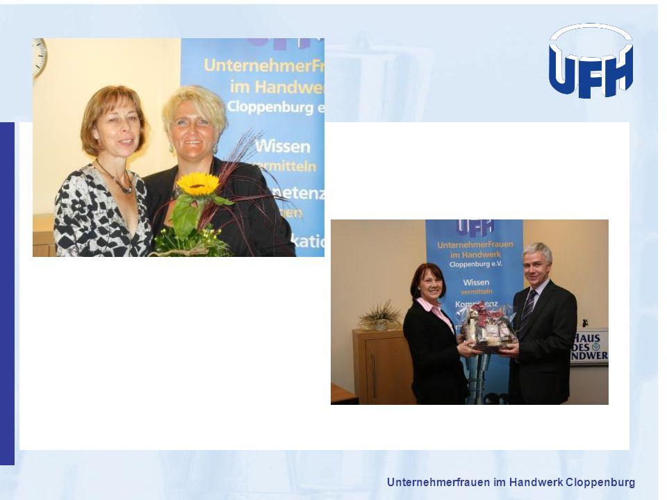 Unternehmerfrauen im Handwerk Cloppenburg