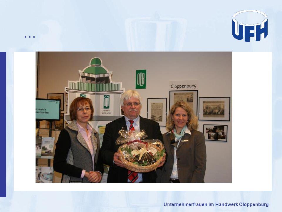 … Unternehmerfrauen im Handwerk Cloppenburg 17