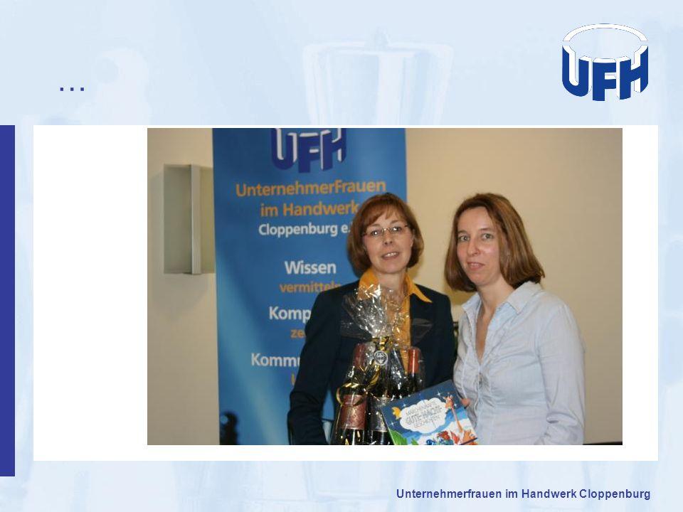 … Unternehmerfrauen im Handwerk Cloppenburg 18