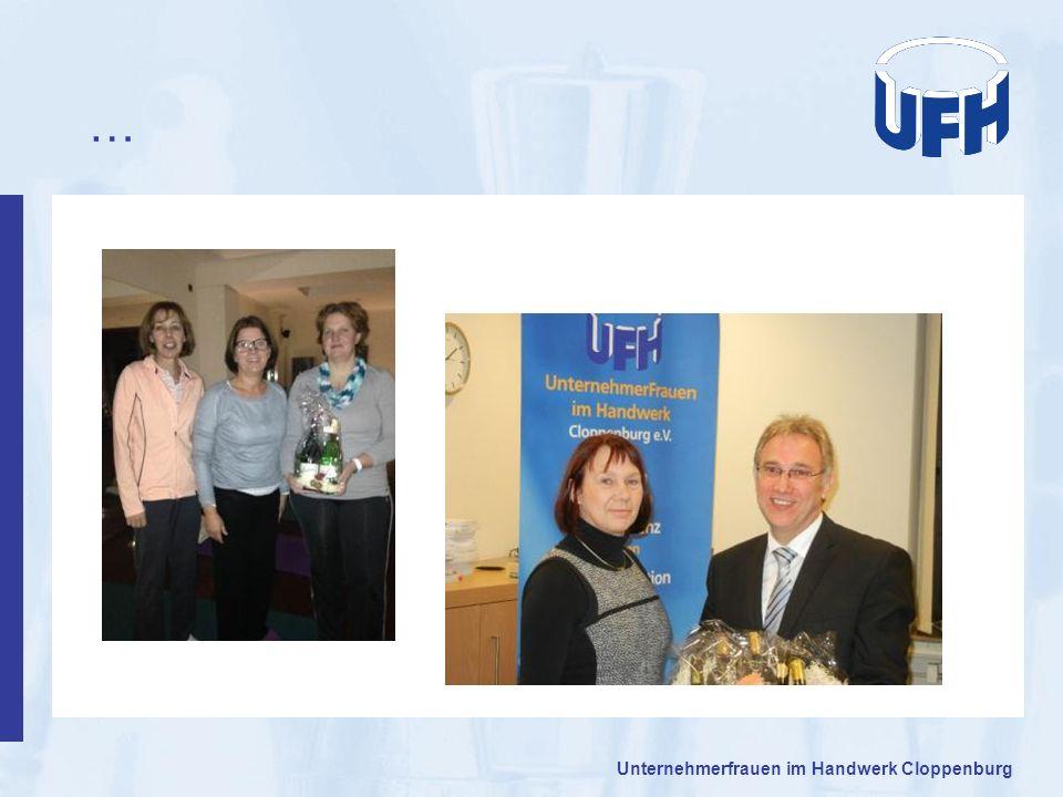 … Unternehmerfrauen im Handwerk Cloppenburg 19