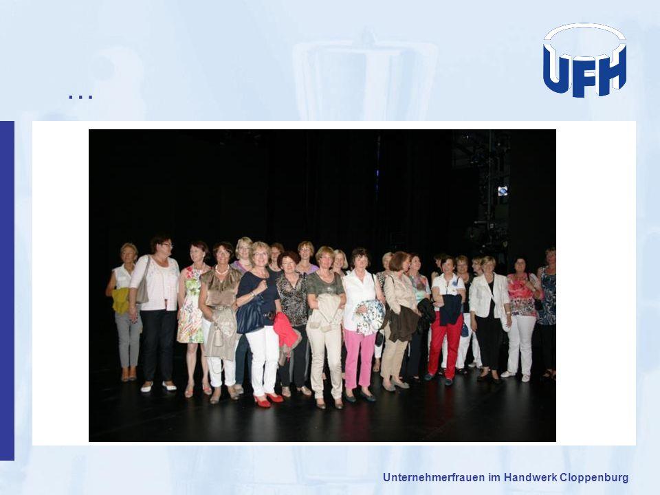 … Unternehmerfrauen im Handwerk Cloppenburg 22