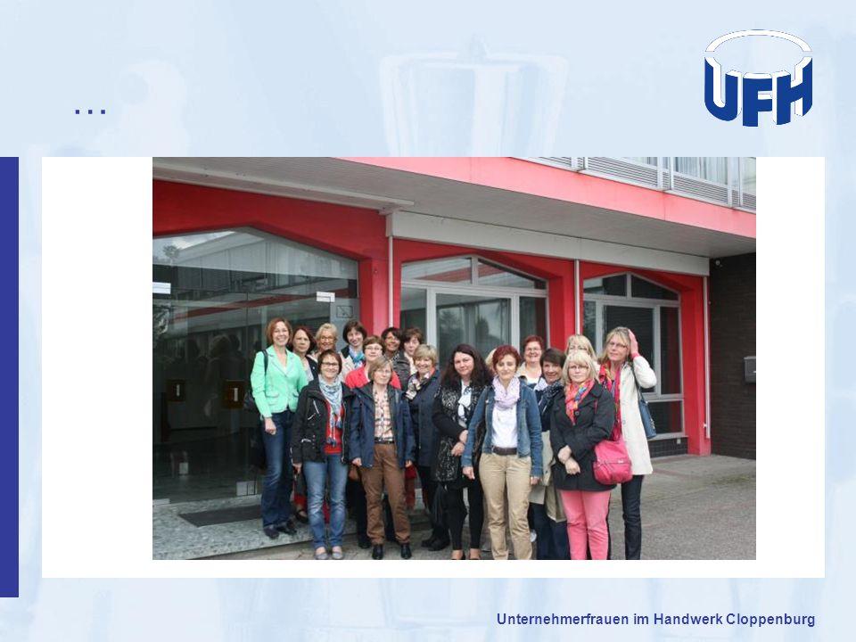 … Unternehmerfrauen im Handwerk Cloppenburg 23