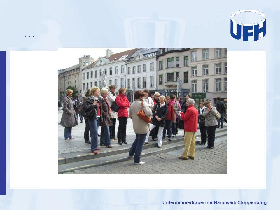 … Unternehmerfrauen im Handwerk Cloppenburg 25