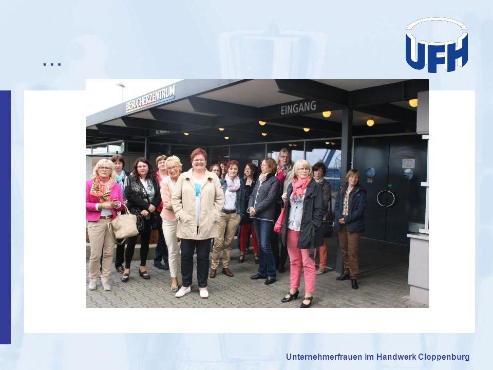 … Unternehmerfrauen im Handwerk Cloppenburg 26